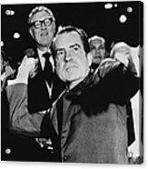 Richard Nixon (1913-1994) Acrylic Print