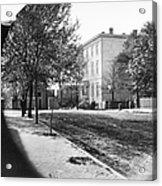 Richmond: Davis Home, 1865 Acrylic Print