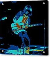 Cosmic Derringer In Spokane 1977 Acrylic Print