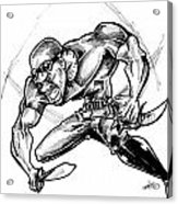 Riddick Acrylic Print