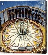 Ride At Fair Acrylic Print