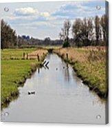 Ridgefield Reserve Landscape Acrylic Print
