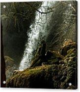 Rifle Falls IIi Acrylic Print