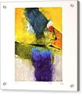 Rift    --start-  5-16 Acrylic Print