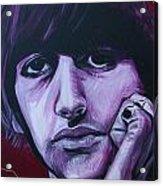 Ringo Star Acrylic Print
