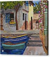 Rio De Lucia Acrylic Print by Kimberlee Weisker
