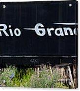 Rio Grande Acrylic Print