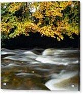River Camcor Acrylic Print