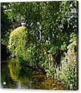River Eaa Acrylic Print