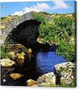 River Owenwee, Poisoned Glen, Co Acrylic Print