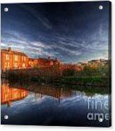 River Reflections Acrylic Print