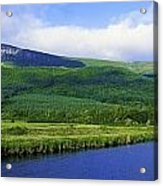 River Roe, Binevenagh, Co Derry Acrylic Print