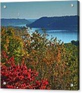 River View V Acrylic Print
