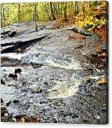 Riverbed Acrylic Print
