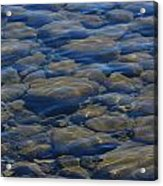 Riverbed Acrylic Print