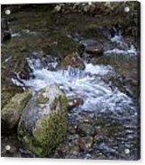 Rivers-streams-creeks - 0038 Acrylic Print