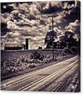 Road To Nowhere 2 Acrylic Print