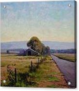 Road To Richmond Acrylic Print