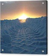 Road To The Sun Iv Acrylic Print