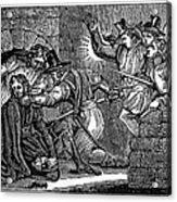 Robert Catesby (1573-1605) Acrylic Print
