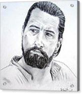 Robert De Niro In The Mission Acrylic Print
