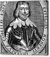 Robert Devereux (1591-1646) Acrylic Print