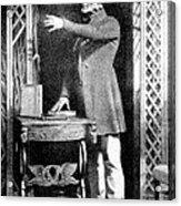 Robert Knox, Scottish Anatomist Acrylic Print