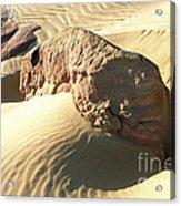 Rock Ascending Acrylic Print