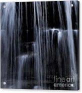 Rock Glen Water Falls Acrylic Print