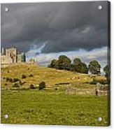Rock Of Cashel, Cashel, County Acrylic Print
