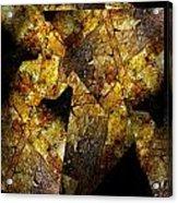 Rock Painting 5  Acrylic Print