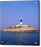 Rockabill, Off Skerries, Co Dublin Acrylic Print
