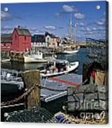 Rockport - Fm000070 Acrylic Print