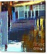 Rockport Reflections Acrylic Print