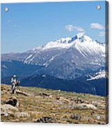 Rocky Mountain High Acrylic Print