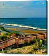 Rodanthe On The Outer Banks Acrylic Print