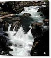 Rogue River Rapids Acrylic Print