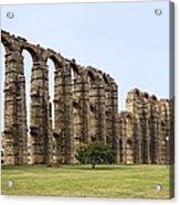 Roman Aquaduct Acrylic Print