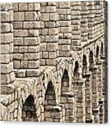 Roman Aqueduct Segovia Acrylic Print