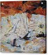 Roman Relicts Abstract 5 Acrylic Print