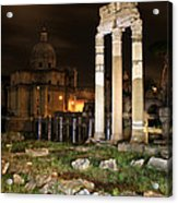 Roman Ruins 1 Acrylic Print