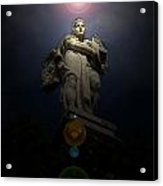 Roman Statue 2 Roman Italy Acrylic Print