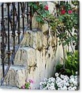 Romantic Steps Acrylic Print