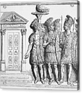 Rome: Praetorian Guards Acrylic Print