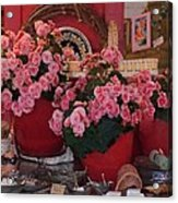 Ron's--a Favorite Store In Grover Beach Ca Acrylic Print