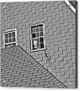 Roof Lines Acrylic Print