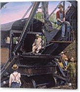 Roosevelt: Panama Canal Acrylic Print