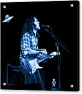 Rory With Special Blues Guests Acrylic Print