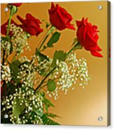 Roses For Suzanne Acrylic Print