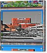 Roswell Park Cancer Institute Acrylic Print